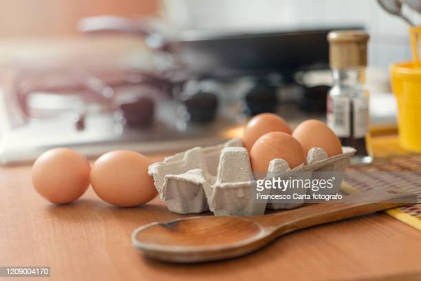 eggs - tempio pausania stock pictures, royalty-free photos & images