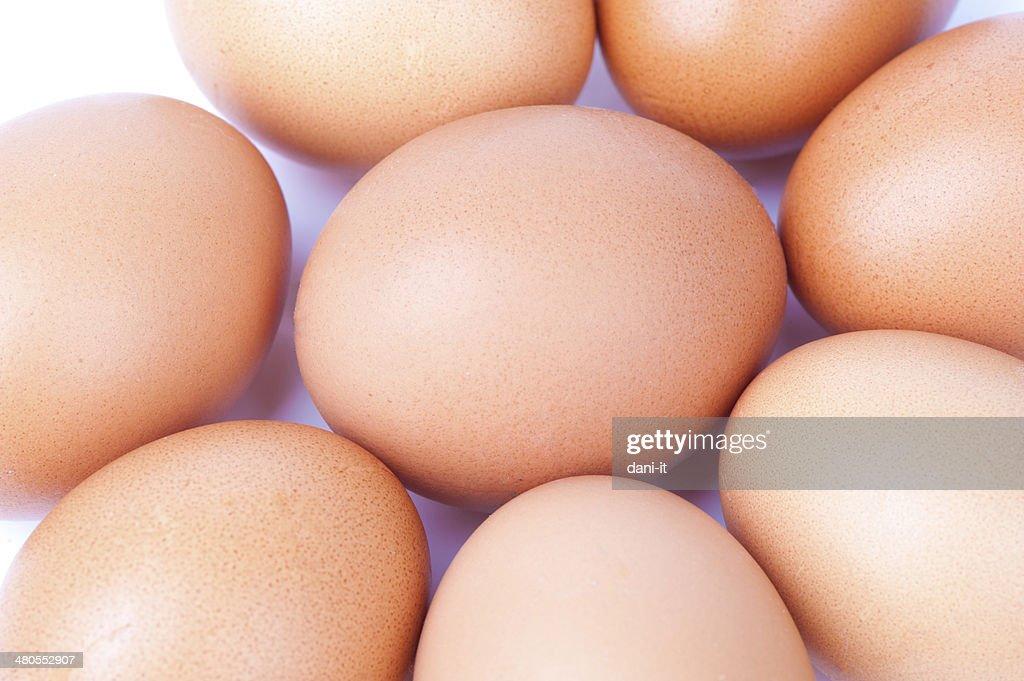 Huevos : Foto de stock