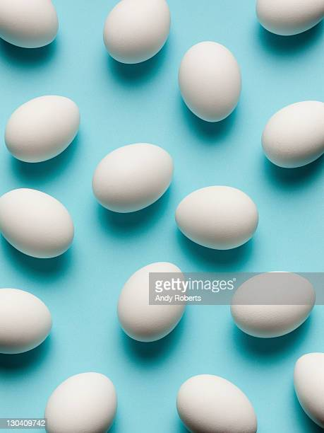 eggs rolling on countertop - animal egg stock pictures, royalty-free photos & images
