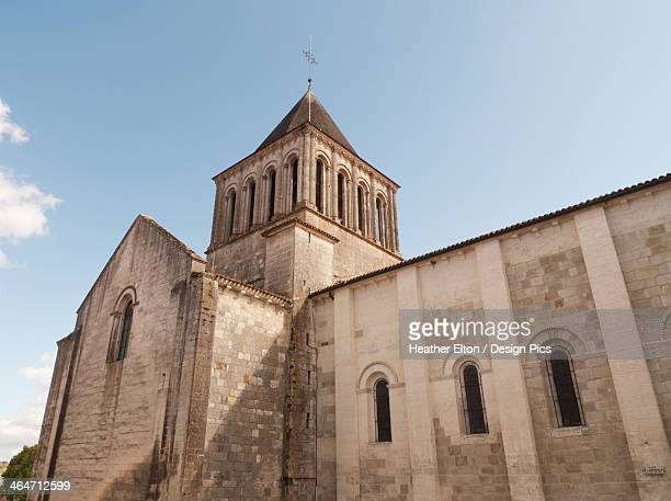 Eglise Saint Arthemy, A Twelfth Century Church With Gothic And Romanesque Influences