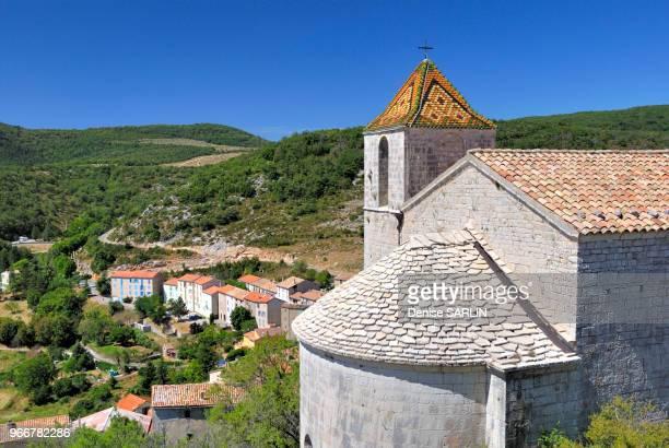 Eglise SaintAndre CompssurArtuby Var PACA ProvenceAlpesCôte d'Azur France