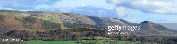 Eglwyseg and Castle Dinas Bran