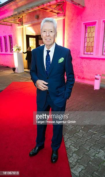 Egon F Freiheit attends the 'Fest der Eleganz und Intelligenz' at Villa Siemens on September 20 2013 in Berlin Germany