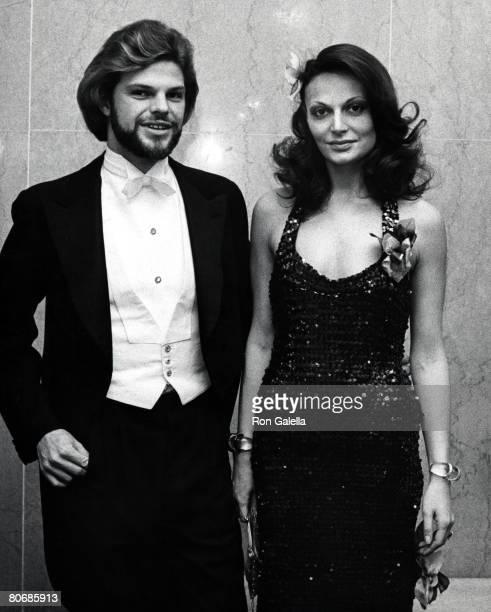 Egon von Furstenberg and Diane von Furstenberg