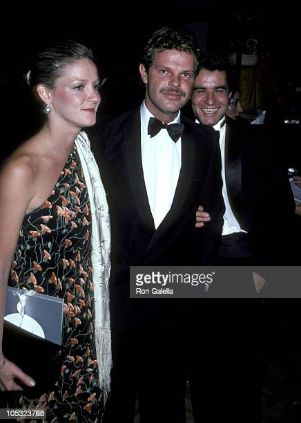 Egon Von Furstenberg and guests during 1980 UNICEF Benefit at Bloomingdale's in New York City New York United States
