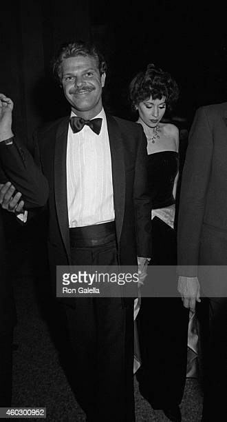 "Egon von Furstenberg and Lynn Marshall attend Metropolitan Museum of Art Costume Institute Gala ""The 18th Century Woman"" on December 7, 1981 at the..."