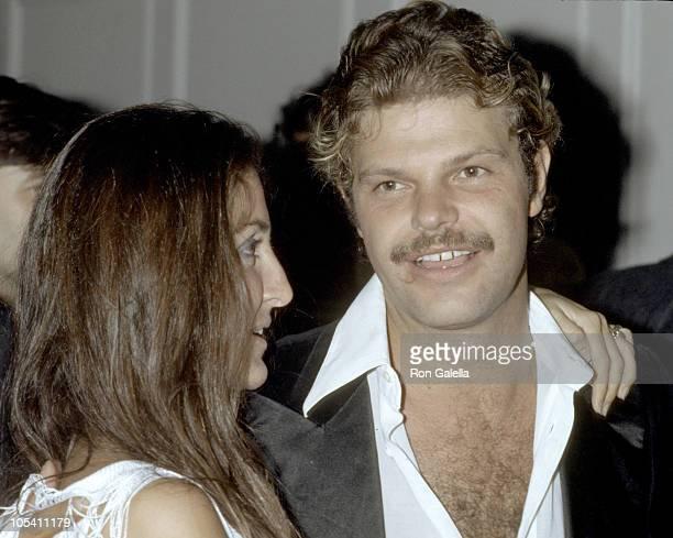 Egon Von Furstenberg during 1977 COTY Awards at Studio 54 in New York City New York United States