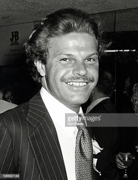 Egon Von Furstenberg during 1979 US Olympic Team Benefit at New York New York in New York City New York United States