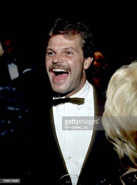 Egon Von Furstenberg during 1983 COTY Awards at Fashion Institute of Technology in New York City New York United States