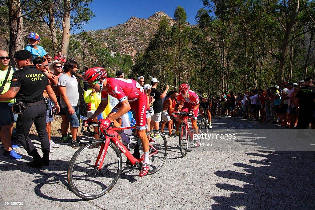 Vuelta a Espana - Stage 3 : ニュース写真