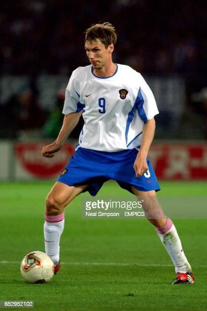 Egor Titov focista (Khimki focicsapat játékosa)