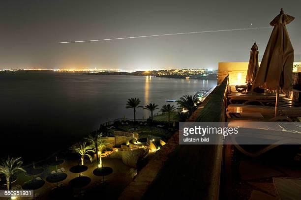 EGYÄgypten Sharm el Sheik Mit langsam steigenden Touristenzahlen kann das Land nach dem arabischen Fruehling rechnen Dennoch sind die Hotels in Sharm...