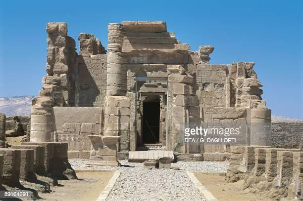 Egypt Alexandria Hellenistic Alexandria Necropolis of Mustafa Basha Tomb 2