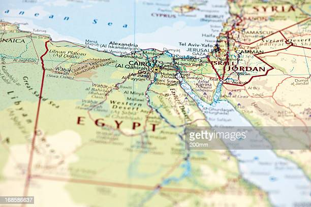 Egypt and Suez canal