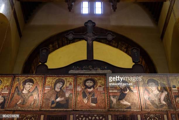 Egypt Cairo Governorate Cairo Church of St Barbara