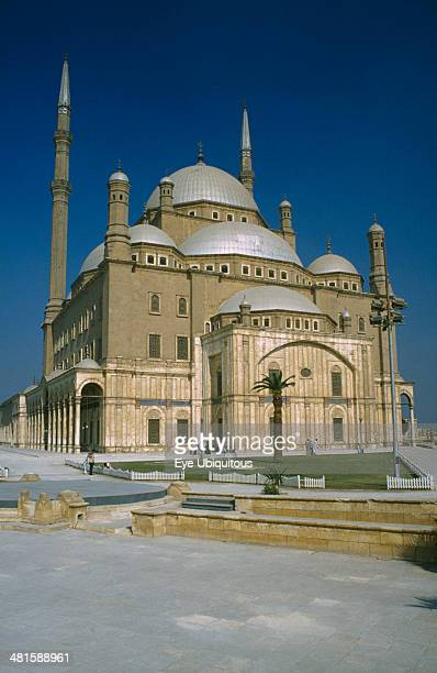 Egypt Cairo The Alabaster Mosque
