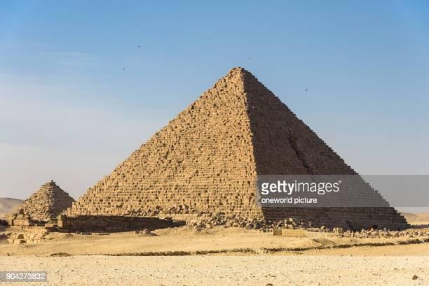 Egypt Giza Gouvernement Giza The Pyramids of Giza are UNESCO World Heritage sites