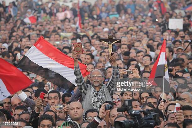 CONTENT] Egypt martyr dream Friday antimorsi contentious constitutional declaration