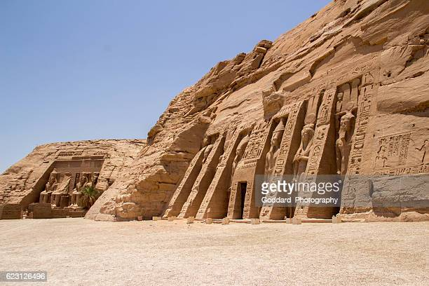 Egypt: Monuments at Abu Simbel