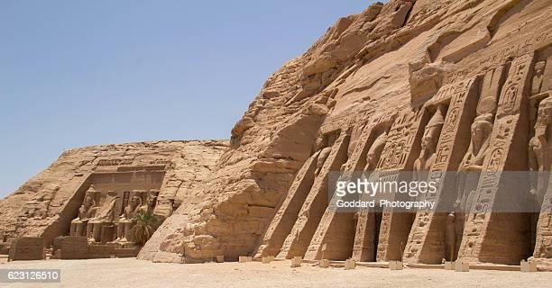 Egypt: Monuments at Abu Simbel