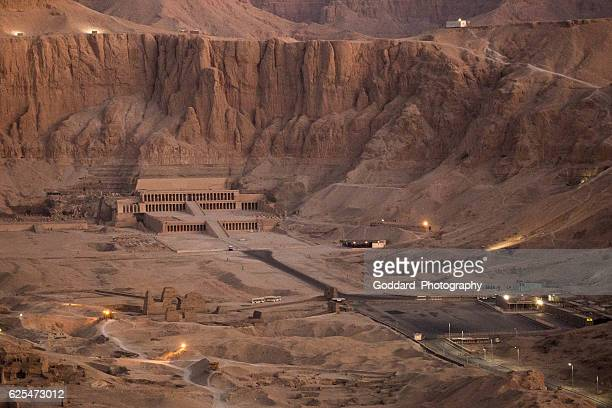 Egypt: Mortuary Temple of Hatshepsut in Luxor