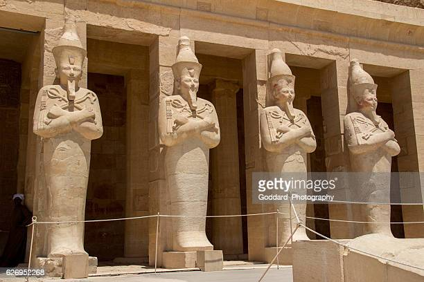 Egypt: Mortuary Temple of Hatshepsut