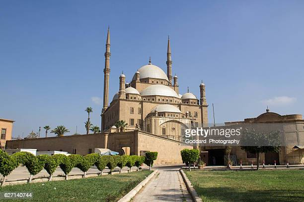 Egypt: Mosque of Muhammad Ali in Cairo