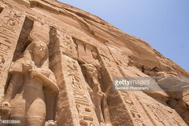 Egypt: Nefertari's Temple of Hathor at Abu Simbel
