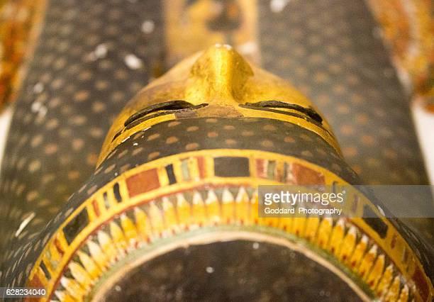 Egypt: Sarcophagus in Cairo