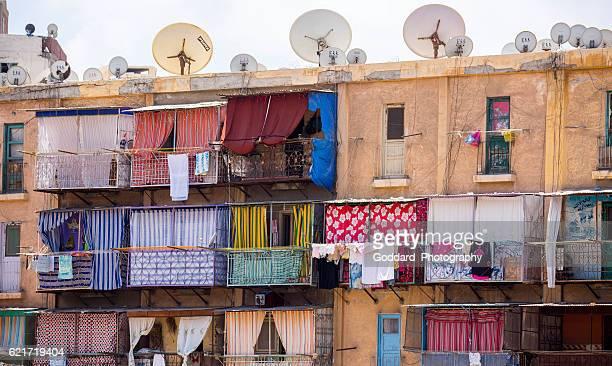 Egypt: Satellite Dishes