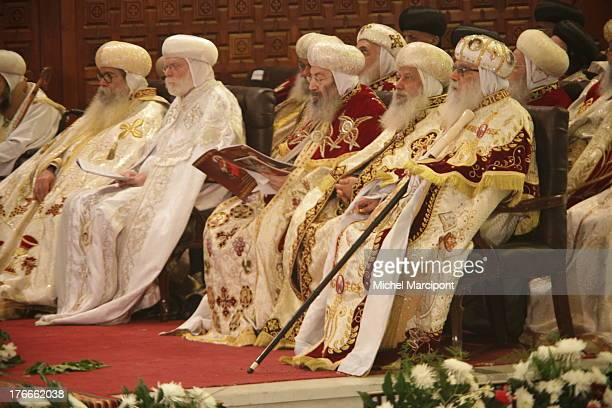 CONTENT] Egypt Tawadros II crowned new pope of Coptic