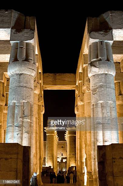 Egypt, Temple of Luxor