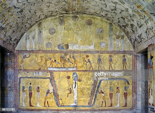 tomb of tausert and setnakht The temples and tombs of luxor, egypt paintings and carvings inside the tausert and setnakht tomb at valley of the kings in luxor, egyptt.