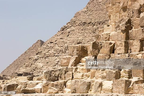 Egypt: Three Pyramids of Giza