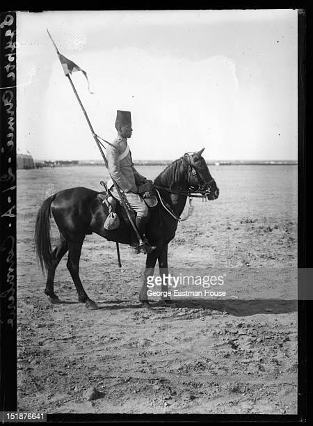 Egypte Armee Cavalerie, between 1900 and 1919.
