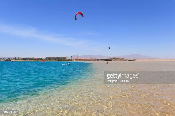 Egypte. Hurghada. Soma Bay. Red Sea.