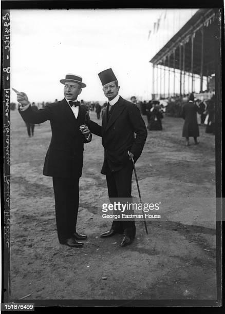 Egypte prince Ibrahim Pacha Halim, between 1900 and 1919.