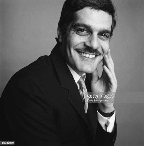 Egyptian actor Omar Sharif 8th February 1967