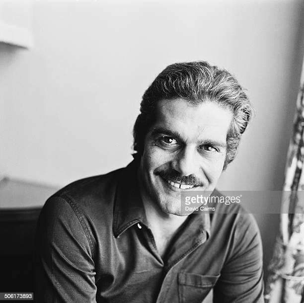 Egyptian actor Omar Sharif 9th July 1969