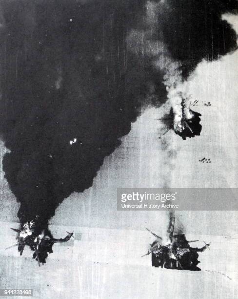 Egyptian aircraft were destroyed by the Israeli Air Force during the Six Day War