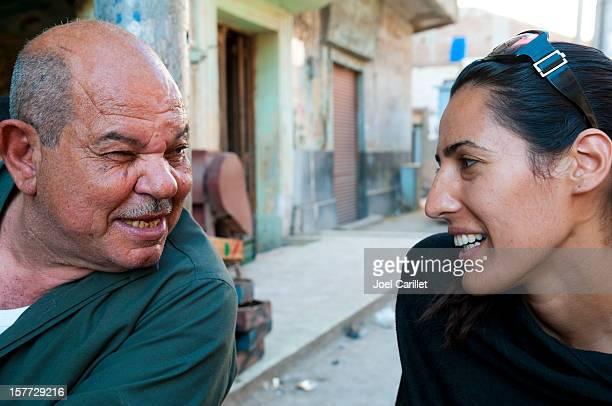 egyptian and israeli talking - israeli men stock photos and pictures