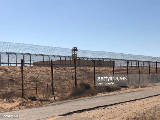 egyptian army border outpost - military base stock pictures, royalty-free photos & images