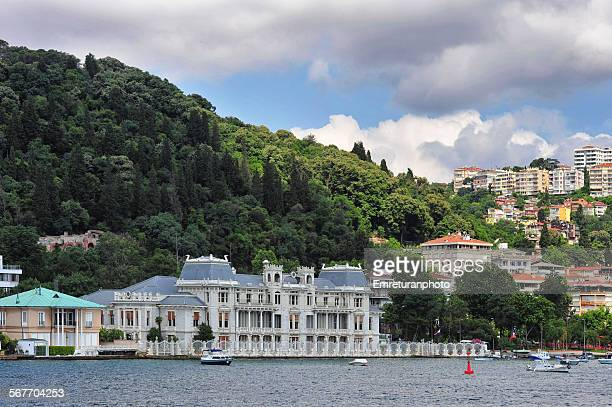 egyptian consulate and bebek shores - emreturanphoto stock pictures, royalty-free photos & images