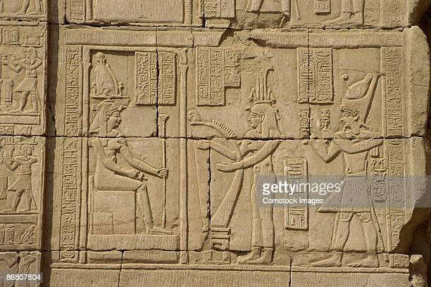 Egyptian engravings