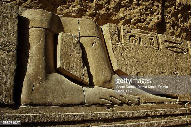 egyptian feet - damlo does stock pictures, royalty-free photos & images