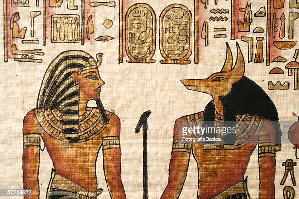 egyptian gods - egyptian god stock pictures, royalty-free photos & images