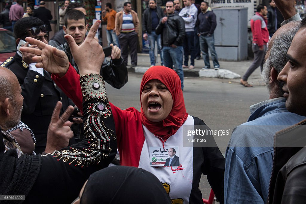 Protests in Egypt : News Photo