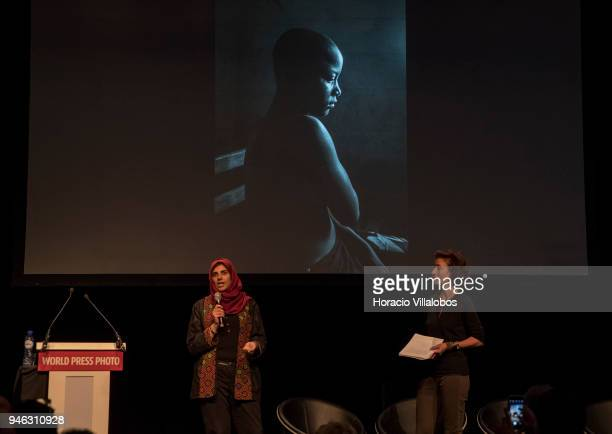 Egyptian photographer Heba Khamis presents her 2018 Photo Contest Contemporary Issues 1st prize stories 'Banned Beauty' a series which looks at the...