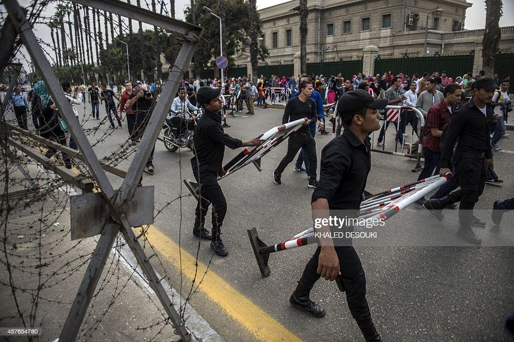 EGYPT-BLAST : News Photo