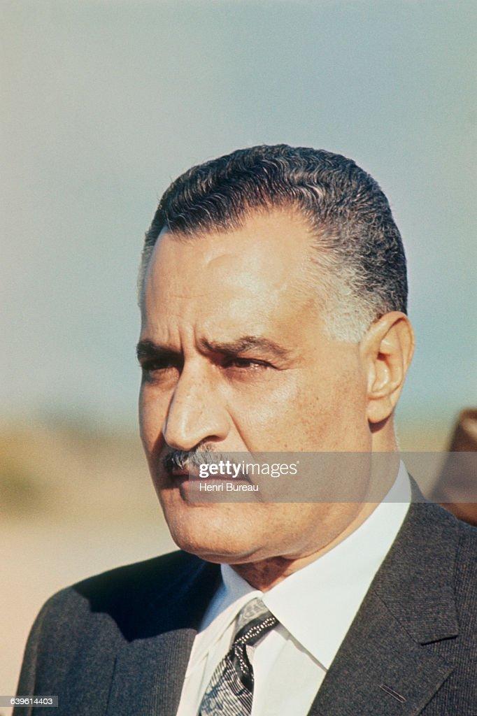 Gamal Abd al-Nasser